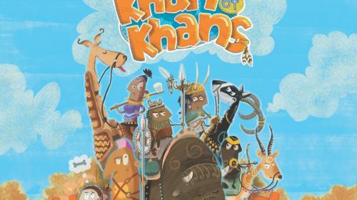 Khan of Khans family game