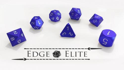 Edge Elite: A new line of Elite Gaming Dice.