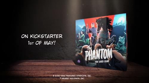 The Phantom: The Card Game