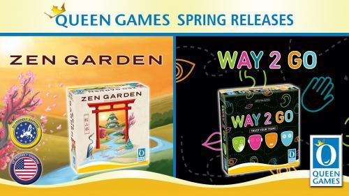 Zen Garden & Way To Go