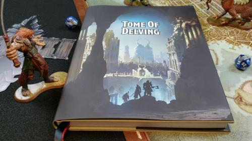 Tome of Delving - Pathfinder Edition