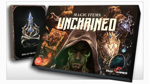 Magic Items Unchained