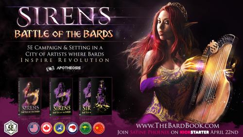 Sirens: Battle of the Bards