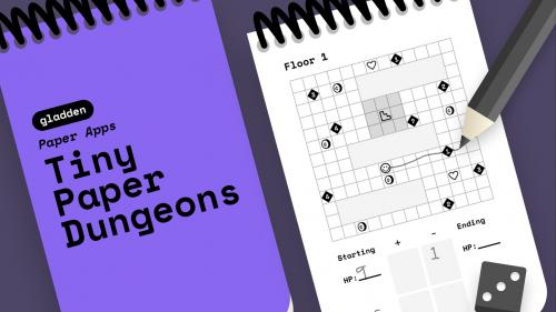 Tiny Paper Dungeons