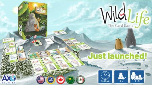Wild Life the Card Game - New Cycle
