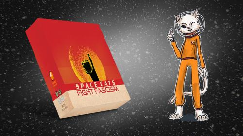 Space Cats Fight Fascism: The Board Game