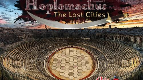 Hoplomachus - The Lost Cities