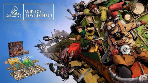 Winds of Baltoro - Race to Baltoro Glacier (Board Game)