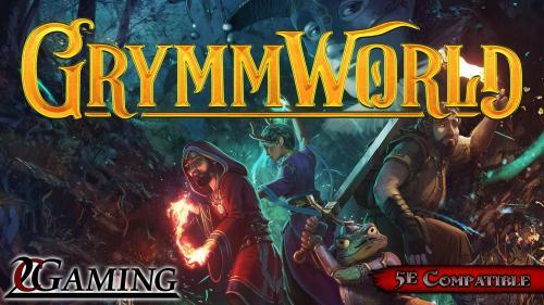 GrymmWorld - A 5th Edition Fairy-Tale Setting by Grant Ellis