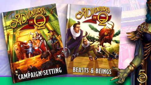 Adventures in Oz - 5th Edition Setting and Sourcebooks