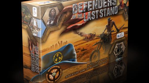 Defenders of the Last Stand -  Adventure Board Game