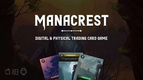 Manacrest (Physical & Digital TCG)