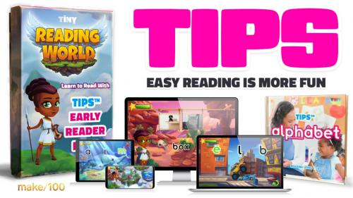TIPS: Early Reader Pack
