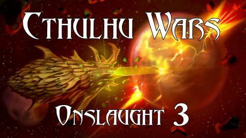 Cthulhu Wars Onslaught 3