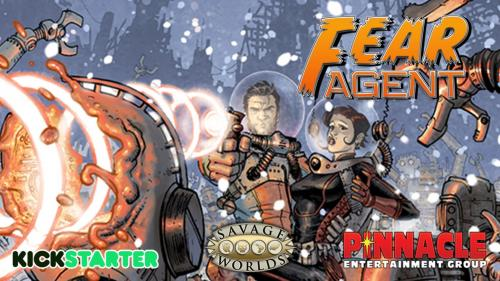 Fear Agent™ for Savage Worlds