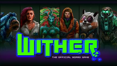 WITHER: The Official Board Game