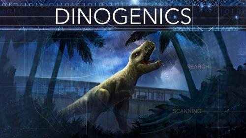 DinoGenics: Dinosaur Park Management and Corporate Intrigue