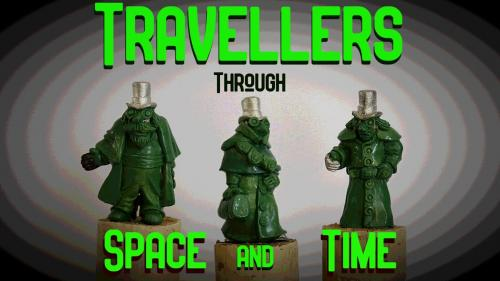 Travellers Through Space And Time