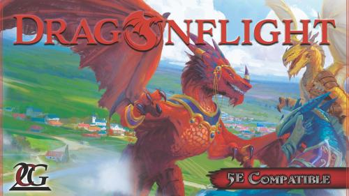 Dragonflight - An Essential Guide to 5th Edition Dragons