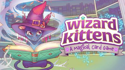 Wizard Kittens: A Magical Card Game!