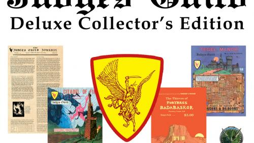 Judges Guild Deluxe Collector s Edition