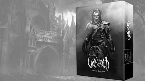 Veilwraith: A Solo Fantasy Quest Game