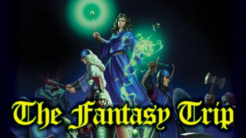 THE FANTASY TRIP – Old-School Roleplaying!