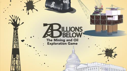 Billions Below: The Mining and Oil Exploration Game