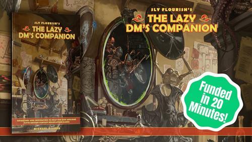 The Lazy DM s Companion