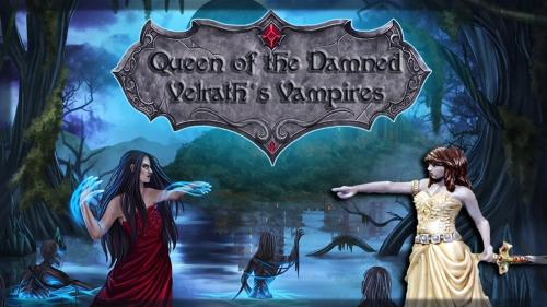Queen of the Damned: Velrath s Vampires
