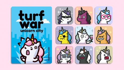 Turf War: Unicorn City