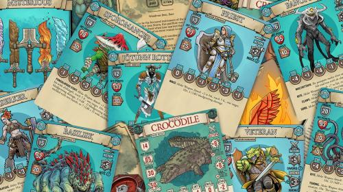 Dungeon Draw | RPG Cards