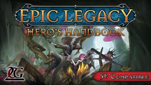 Epic Legacy Hero s Handbook