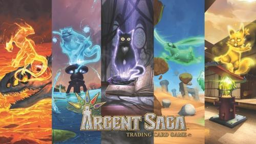 Argent Saga Trading Card Game