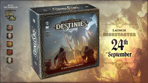Time of Legends: Destinies