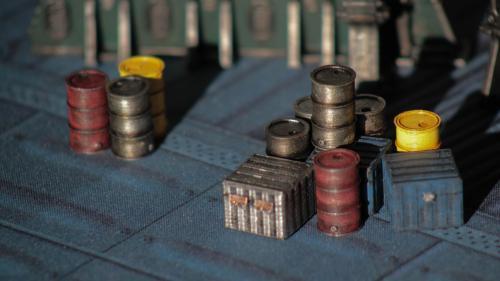 Make 100 - Iain s Barrels and Crates