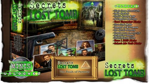 Secrets of the Lost Tomb