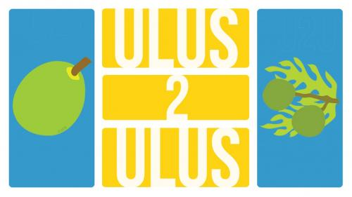 U2U: Ulus 2 Ulus, one local kine card game