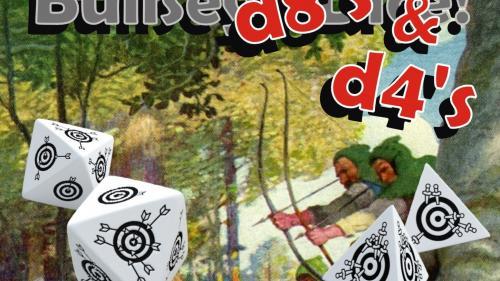Bullseye d8/d4 Damage Dice!