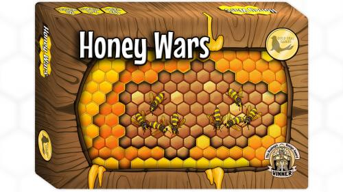 Honey Wars : The Award-Winning Game About Bees!