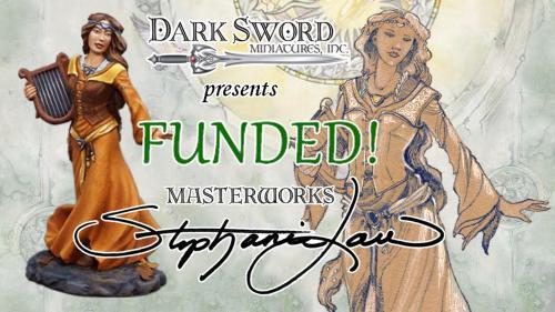 Dark Sword Miniatures – Stephanie Law Masterworks Expansion