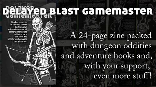 Delayed Blast Gamemaster #1