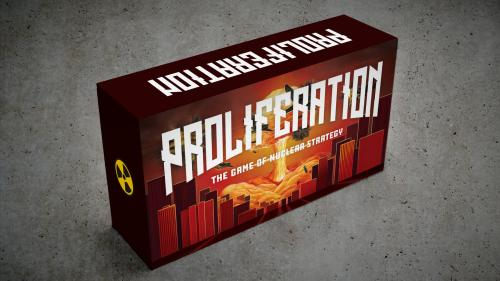 PROLIFERATION - THE GAME OF NUCLEAR STRATEGY