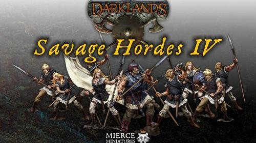 Darklands: Savage Hordes IV