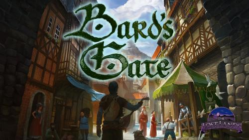 The Lost Lands: Bard s Gate for 5E, Pathfinder, and S&W!