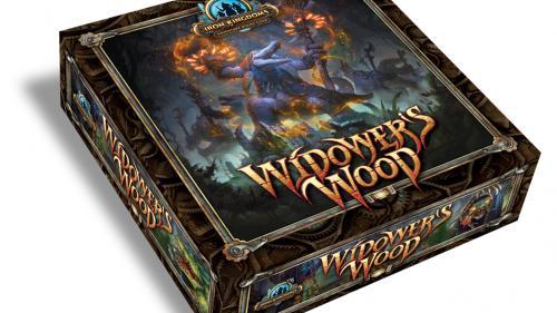 Widower s Wood: an Iron Kingdoms Adventure Board Game