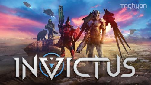 Invictus: A Team Deck Building Game
