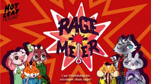 Rage-o-Meter