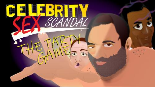Celebrity Sex Scandal: The Party Game