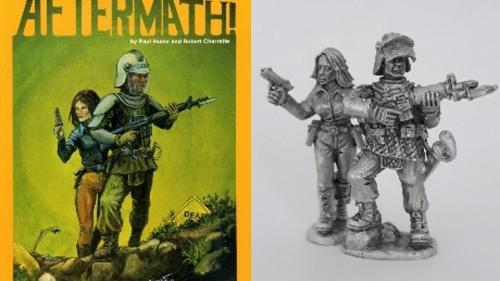 AFTERMATH! 28mm Post Apocalyptic Miniatures